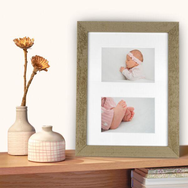 Home Galerierahmen mit 2 Fotos