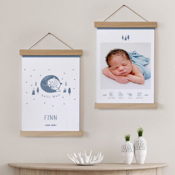 Poster Duo Scandi Love