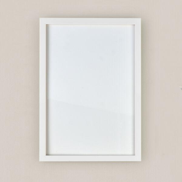 Rahmen Momente - Weiß