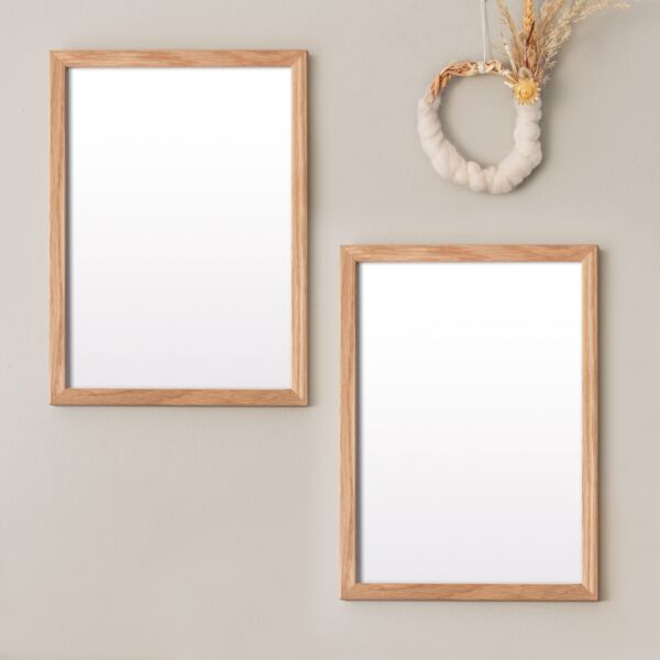 Rahmen-Set für Poster-Duo