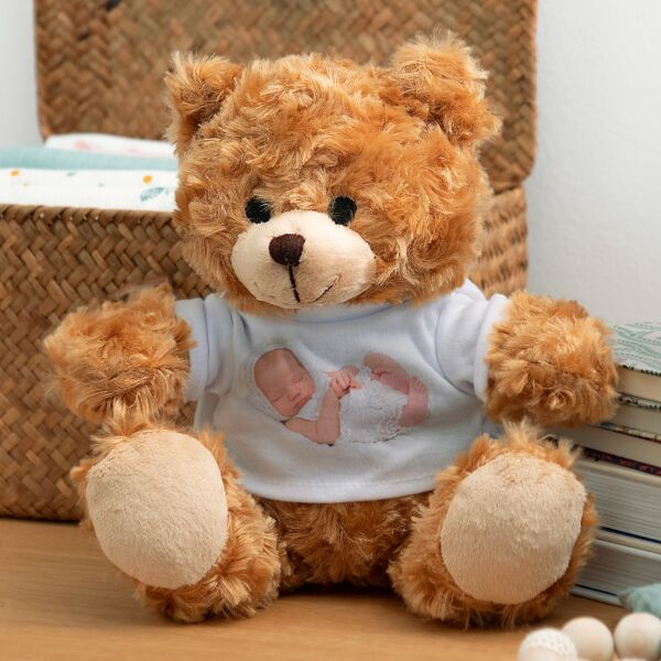 Teddy Tim mit Aufdruck